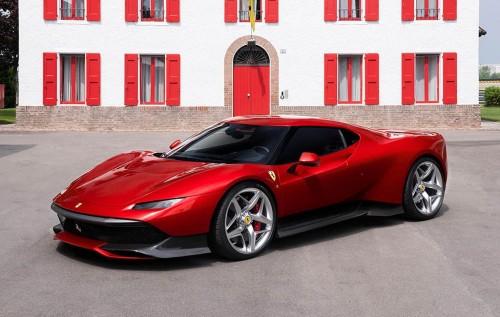 Những mẫu siêu xe phiên bản đặc biệt đẹp nhất của Ferrari