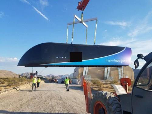 Hệ thống tàu siêu tốc Hyperloop với vận tốc 1.200 km/h