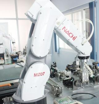 Điều khiển tay robot bằng não bộ